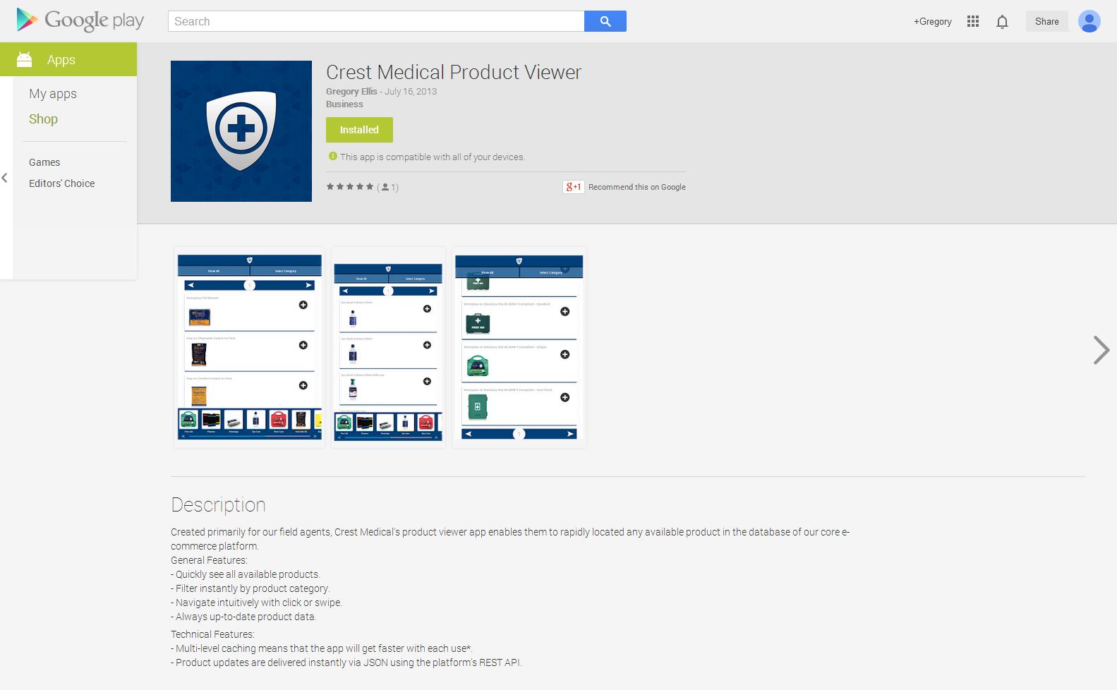crest-app