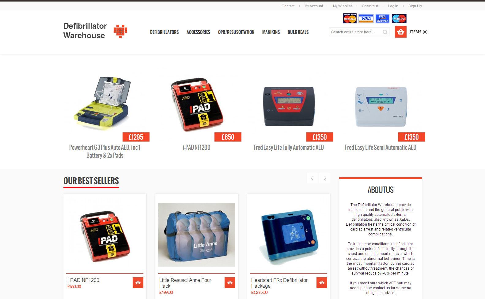 defibrillator-warehouse