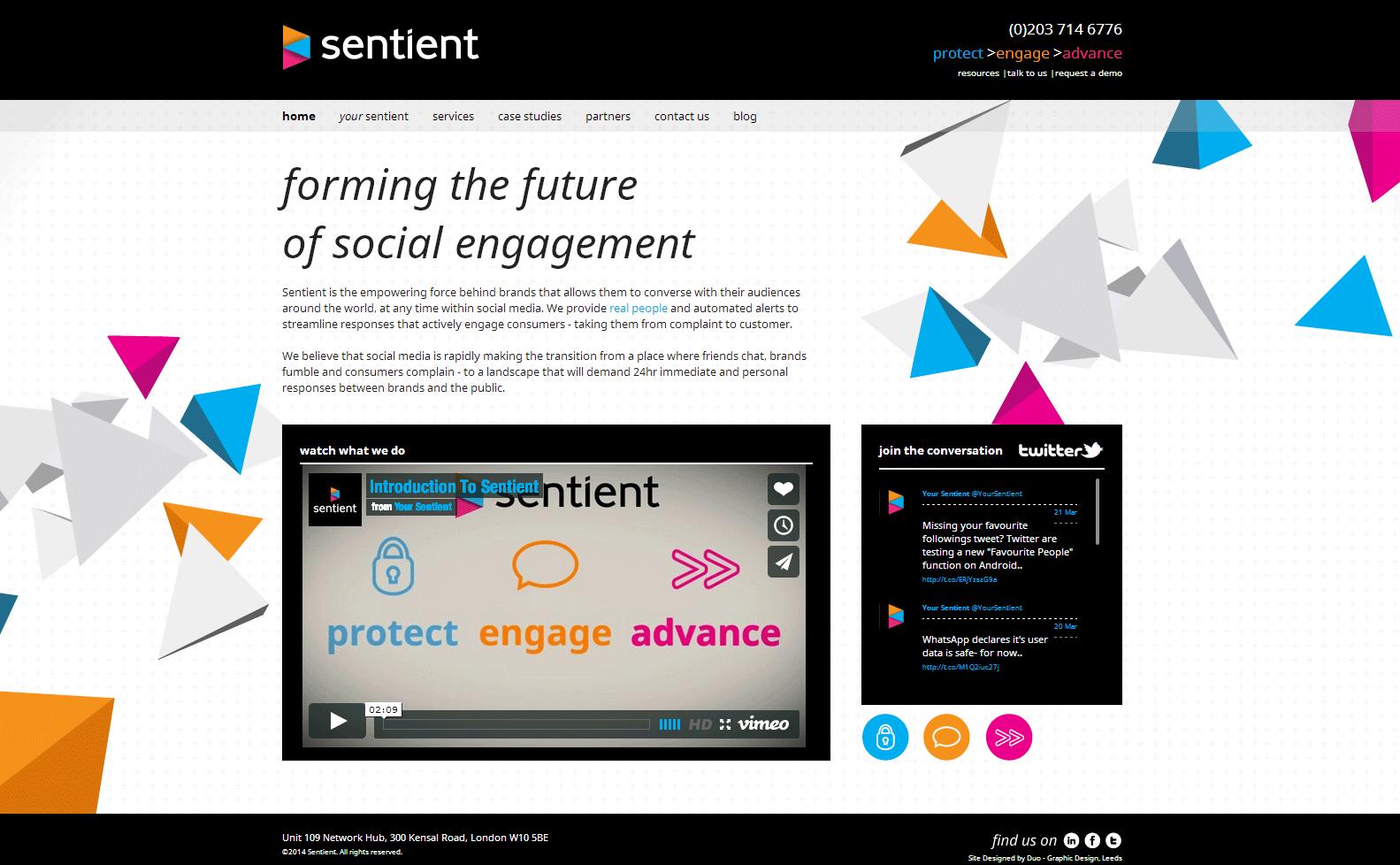 yoursentientwebsite